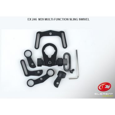 Element M39 Multi-function Sling Swivel (DE)