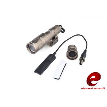 Element EX 385 EM300-W LED Tactical Version Scout Light ( DE )