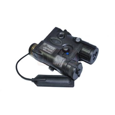 Element AN/PEQ-16A Integrated Pointer/Illuminator Module(IPIM) Laser Device (BK)