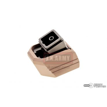 Ready Fighter F-Def Style Velocity Mag Extensions Set for Marui G Model ( FDE )