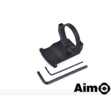 AIMO RMR Red Dot Sight Mount for ACOG Scope ( BK )