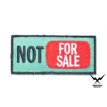 "FFI - "" NOT FOR SALE "" Patch ( Free Shipping )"