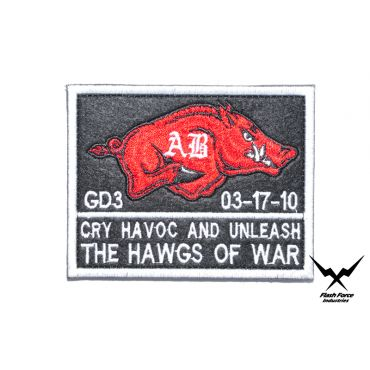 "FFI -  "" The Hawgs of War "" Patch ( Free Shipping )"
