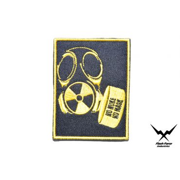 FFI - NO NUKE NO MASK Patch ( Free Shipping )