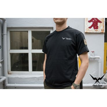 FFI Gecko Tee Sport with AD.Velcro ( Black )