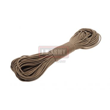 Paracord 7 Core Umbrella Rope 550lb ( 30m/Rope ) ( Khaki )