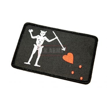 FFI - Skeleton Hurt Heart Style Patch ( UK SAS ) ( Free Shipping )