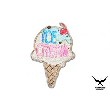 FFI - Ice Cream Style Patch ( Free Shipping )