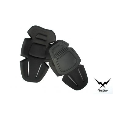 Combat Knee Pads For Gen2 / Gen3 Pants ( Black ) ( Kneepads ) ( Ver.2 )