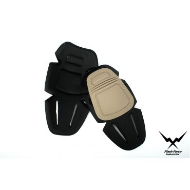 Combat Knee Pads For Gen2 / Gen3 Pants ( DE ) ( Kneepads ) ( Ver.2 )