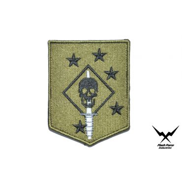 FFI - MARINE RAIDERS Sword Patch ( MRS ) ( MARSOC ) ( OD )