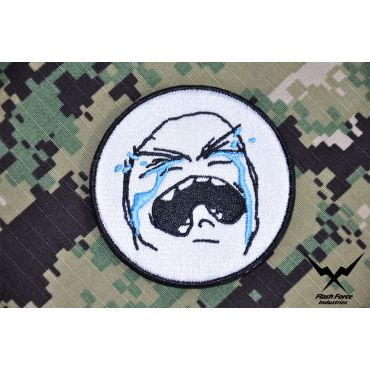 FFI Meme Patch ( Cry ) ( D ) ( Free Shipping )
