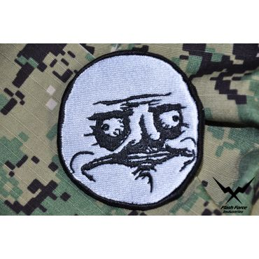 FFI Meme Patch ( E ) ( Free Shipping )