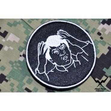 FFI Meme Patch ( Jacky C. ) ( B ) ( Free Shipping )