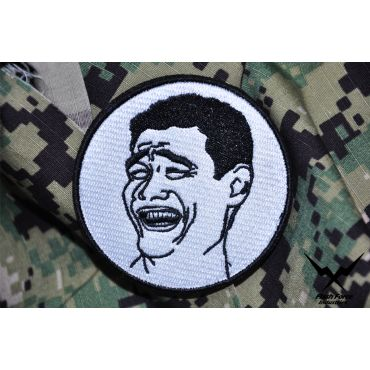 FFI Meme Patch ( Relax ) ( A ) ( Free Shipping )