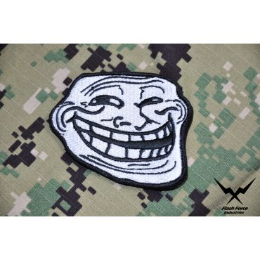 FFI Meme Patch ( Troller ) ( C ) ( Free Shipping )