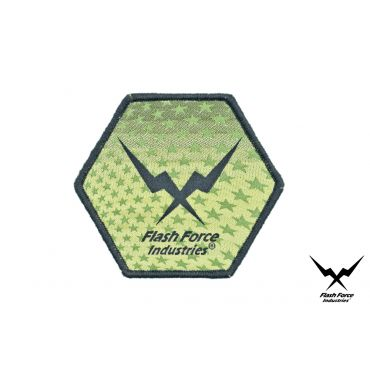 FFI - Flash Force Industries Anniversary Gen 2016 Patch - Limited Edition ( Free Shipping )