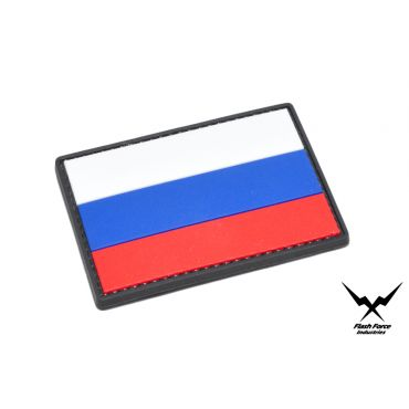 FFI Soft PVC Patch - Russia Flag ( Free Shipping )