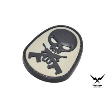 FFI Soft PVC Patch - Skeleton & AUG ( Free Shipping )