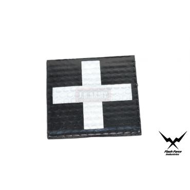 FFI PVC Reflective Patch - Medic ( Black ) ( Free Shipping )