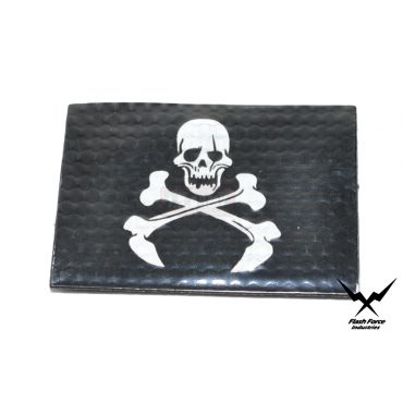 FFI PVC Reflective Patch - Skeleton ( Free Shipping )