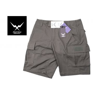 FFI x JK UNIQUE F01 Mas Grey Shorts