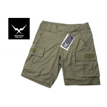 FFI x JK UNIQUE F01 Ranger Green Shorts