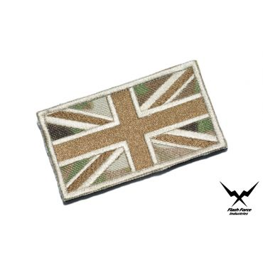 FFI UK Flag Patch ( Multicam ) ( Free Shipping )