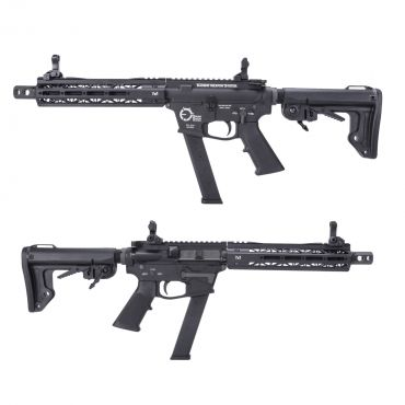 King Arms TWS 9mm Carbine GBB ( Black )