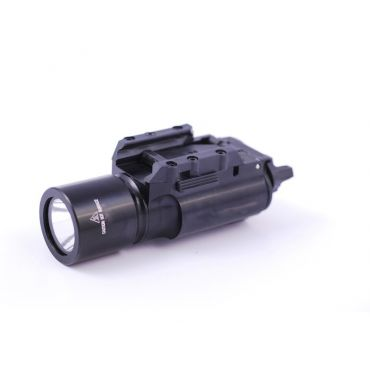 FireKylin T1000 F300 Style LED Rail Flashlight ( BK )