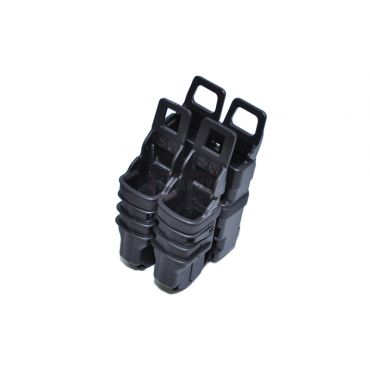 FMA Fast Combine Mag Pouch Set ( BK )