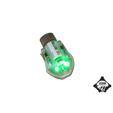 FMA Snail Strobe Light ( Green , Type2 , DE  ) ( Free Shipping )