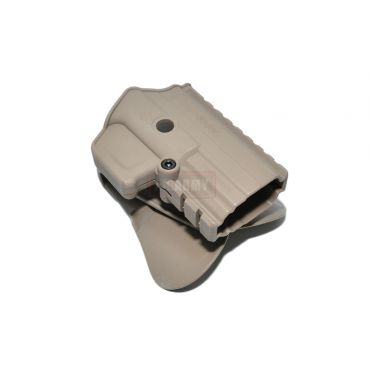 FMA Holster for XDM Belt Type ( DE )