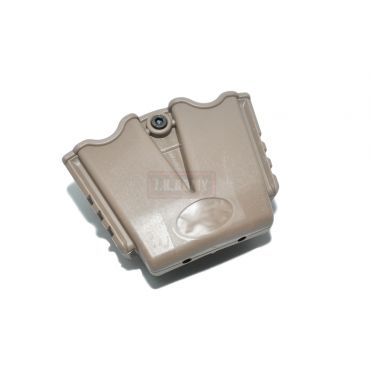FMA Magazine Pouch for XDM ( Belt Type ) ( DE )