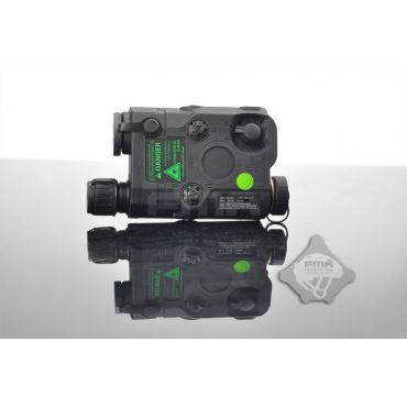 FMA PEQ-15 Upgrade Version LED White Light + Green Laser With IR Lenses ( BK )