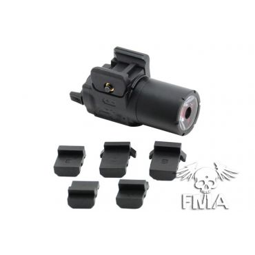 FMA Compact Rail Mounted Tactical Light TB622