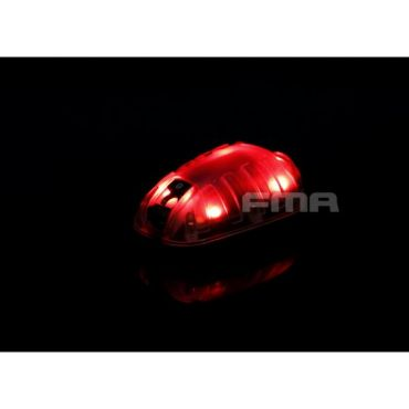 FMA Helmet Star 6 ADV Red Light ( DE ) ( Free Shipping )