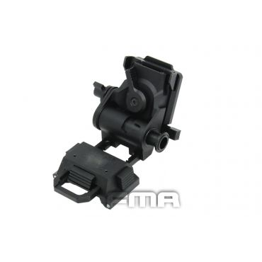 Aluminum Dummy L4 24 NVG Mount Ver.2 ( BK ) ( for PVS-15 PVS-18 ) ( Free Shipping )