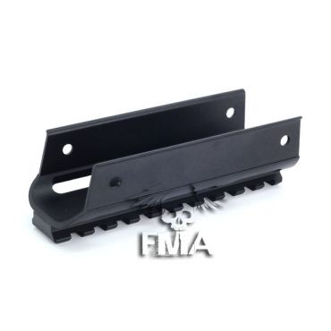 FMA Rail System for KSC / Marui MP7 GBB ( Version 2 ) ( BK )