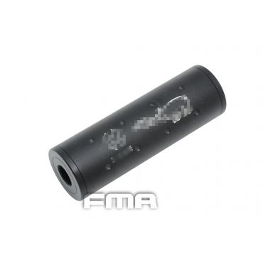 FMA NOV Style + - 14mm Silencer 107MM ( BK )