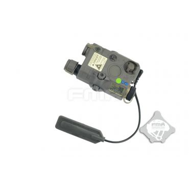 FMA PEQ LA5 Upgrade Version LED White Light and Green Laser with IR Lenses ( FG ) ( PEQ15 ) ( LA-5 )