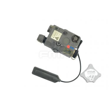 FMA PEQ LA5 Upgrade Version LED White Light and Red Laser with IR Lenses ( FG ) ( PEQ15 )