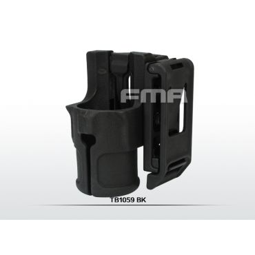 FMA V85 Polymer Speed Flashlight Holster ( BK )