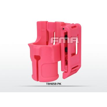 FMA V85 Polymer Speed Flashlight Holster ( Pink )