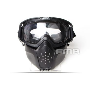 FMA Separate Strengthen Anti-Fog Protective Mask