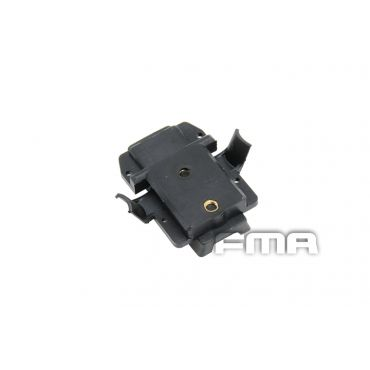 FMA X300 Adapter for Helmet ( BK )