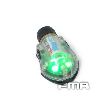 FMA Snail Strobe Light ( Green , Type1 , BK  ) ( Free Shipping )
