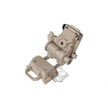 Aluminum Dummy L4 24 NVG Mount Ver.2 ( DE ) ( for PVS-15 PVS-18 ) ( Free Shipping )