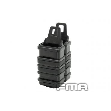 FMA MP7 FAST Magazine Holster Set ( BK )