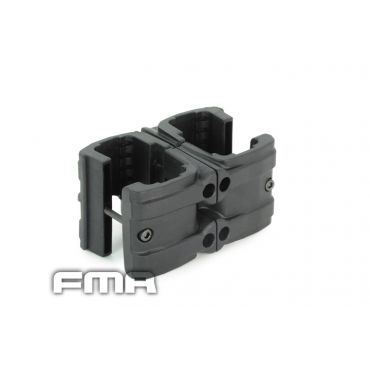 FMA MP7 Magazine Double Clip ( BK )